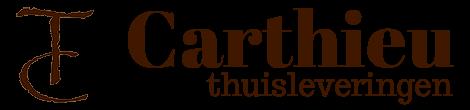 Carthieu thuisleveringen logo
